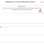 Curriculum Planning Frameworkpic