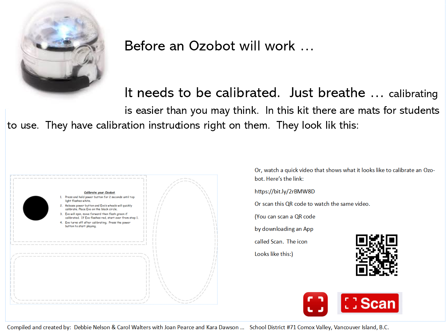 photo about Ozobot Printable named Ozobots-Becoming Started off Discover71