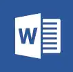icon for microsoft word