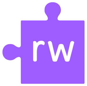 read and wrte purple puzzle piece icon, link to read&Write Resources