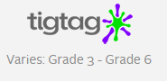 Tig Tag Science for grades 3-6