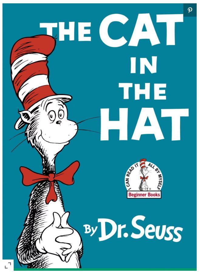 Dr. Seuss's Cat In The Hat