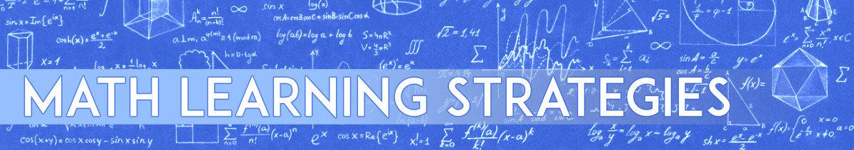 Math Learning Strategies
