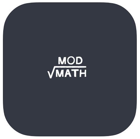 ModMath app logo