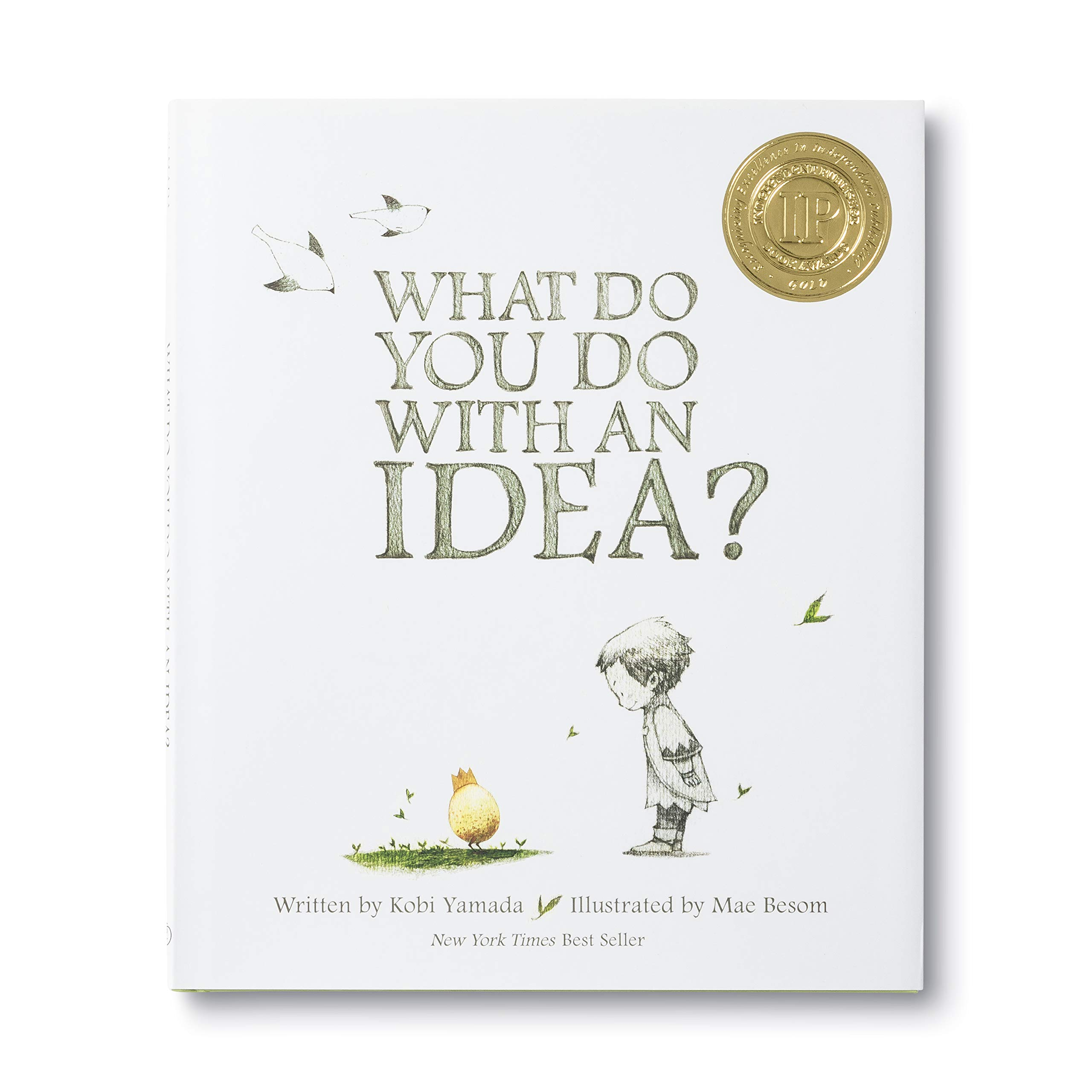 What Do You Do with an Idea?: Yamada, Kobi, Besom, Mae: 9781938298073: Books - Amazon.ca