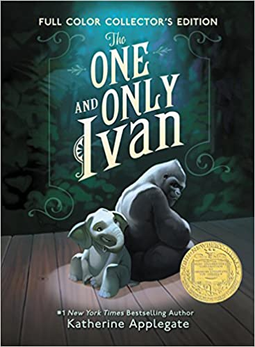 Cover of One and Only Ivan