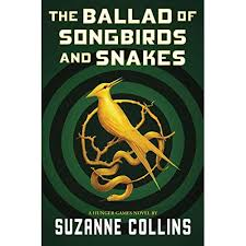 Cover of Ballad of Songbirds and snakes