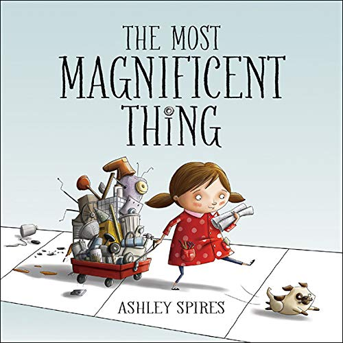 The Most Magnificent Thing: Spires, Ashley, Spires, Ashley: 8601411239502: Books - Amazon.ca